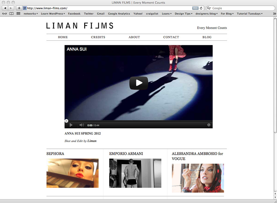 Liman Films: Home