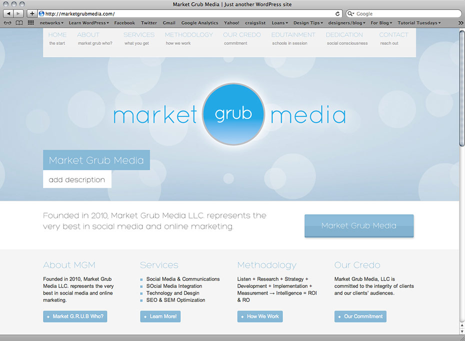 Market Grub Media: Home