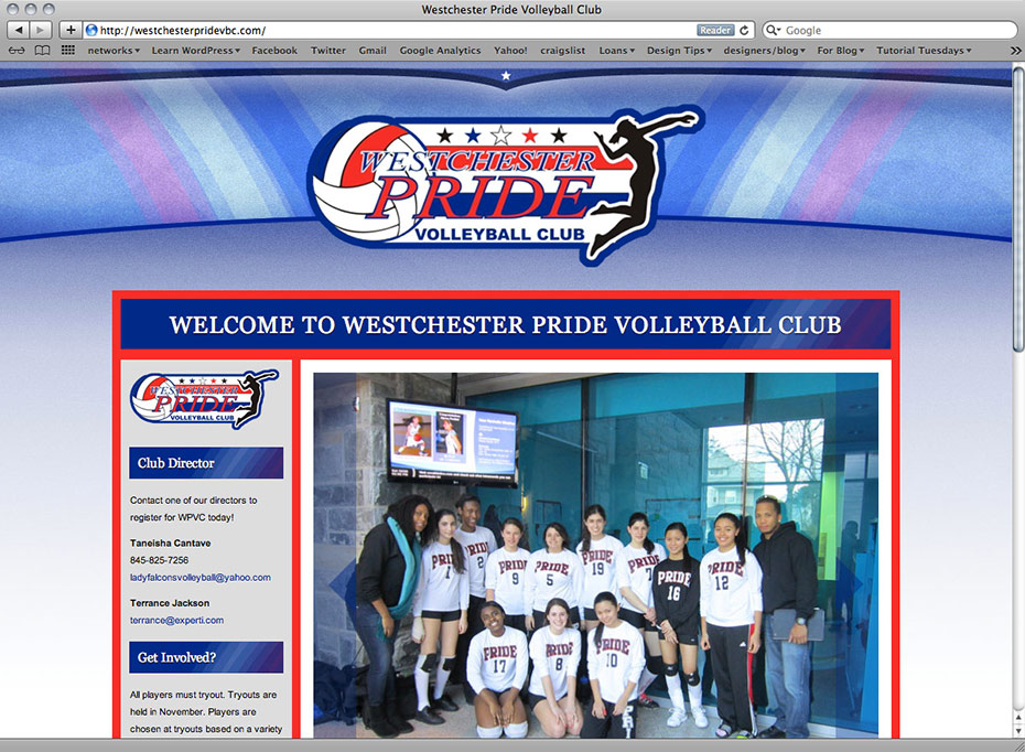 Westchester Pride Volleyball Club