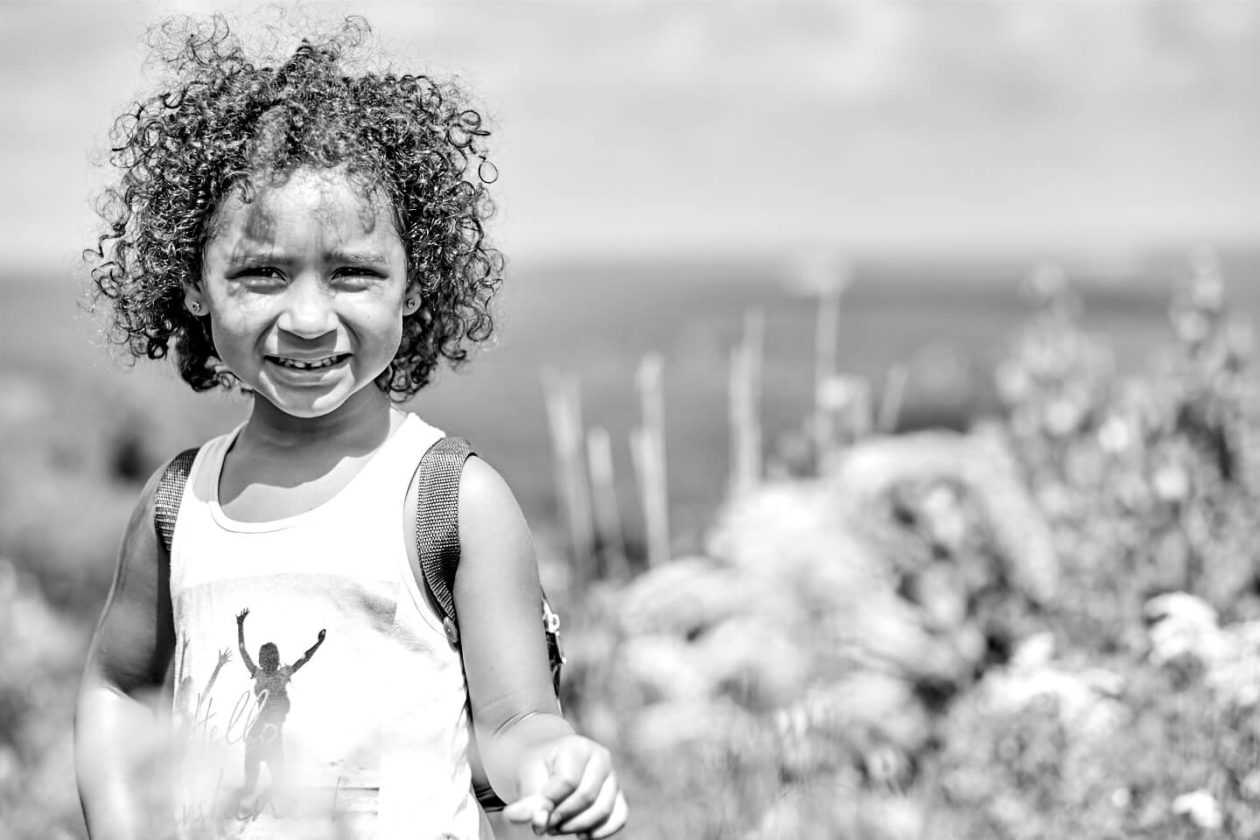 Fuji X Pro2 with xf 56mm f1.2 - Black and white child environmental portrait photography in the Poconos Pennsylvania