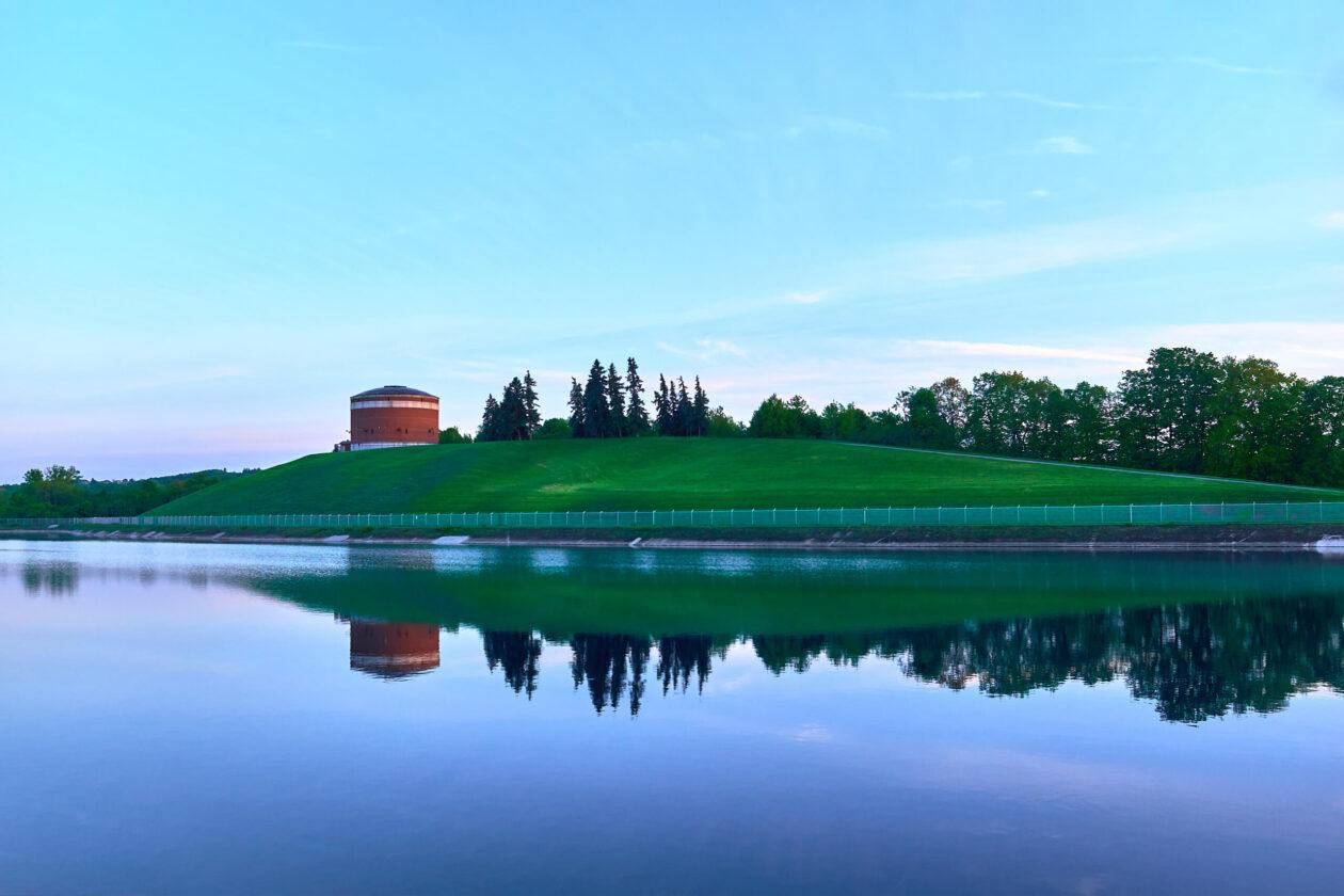 Fujifilm X100T - Syracuse New York Reservoir