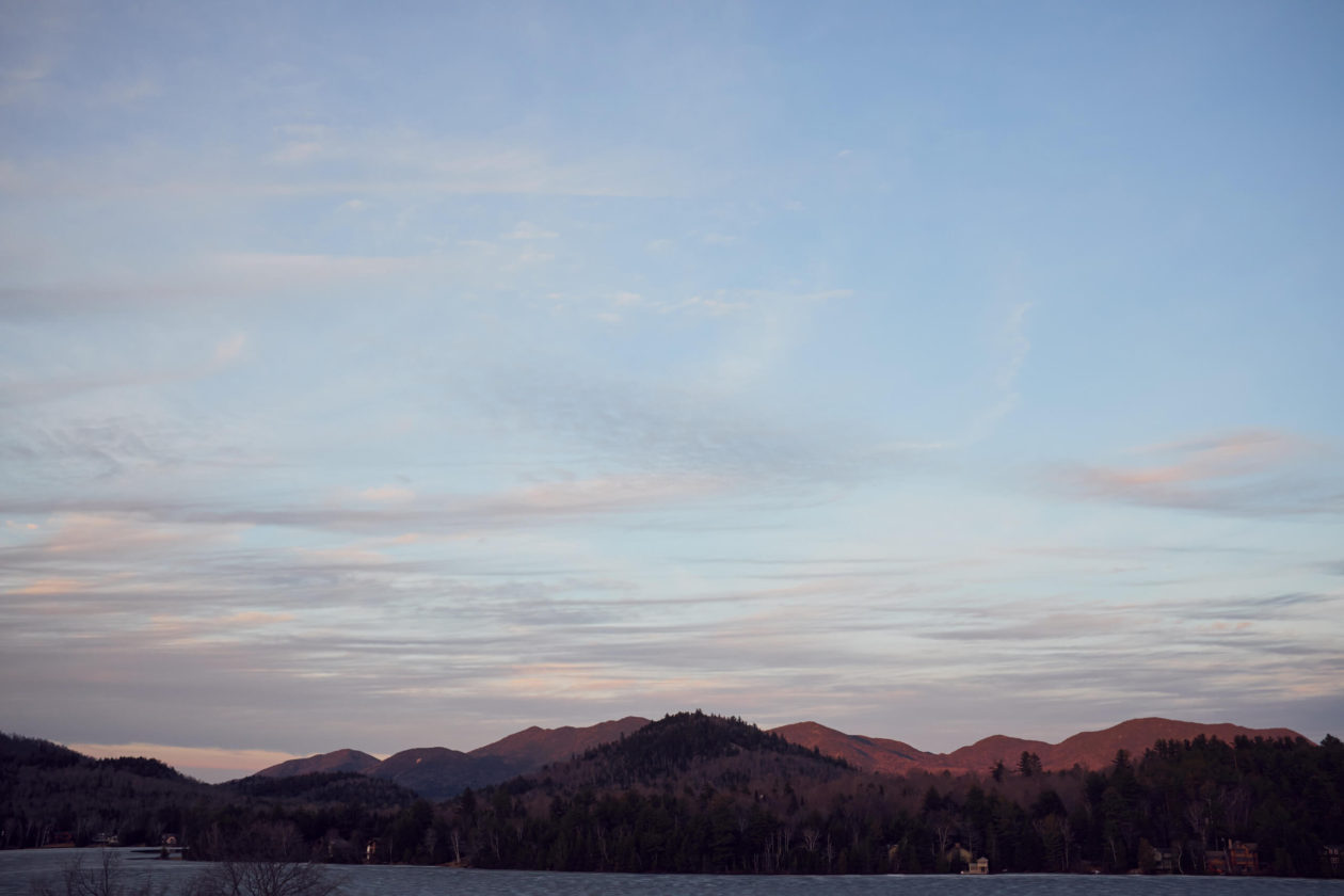 FujiFilm X100T - Landscape Photography at Lake George New York mountainside road trip