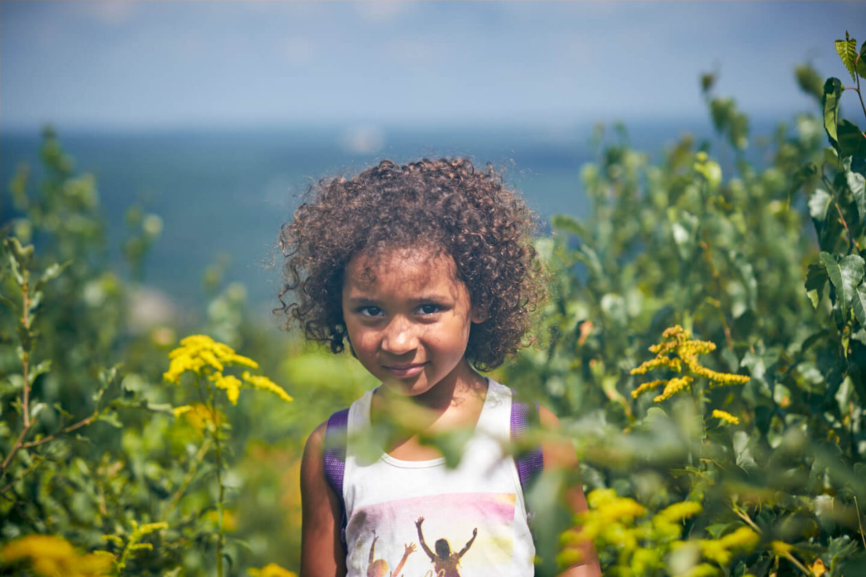 Fuji X Pro2 with xf 56mm f1.2 - Child environmental portrait photography in the Poconos Pennsylvania