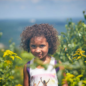 Fuji X Pro2 with xf 56mm f1.2 - Child environmental portrait photography in the Poconos Pennsylvania