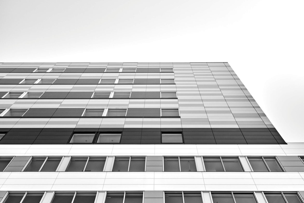 Fuji x100T - Black and White Architecture Photography in Montreal Quebec during photowalk